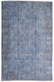 Colored Vintage Szőnyeg 207X320 Modern Csomózású Világoslila/Világoskék/Kék (Gyapjú, Törökország)