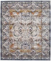 Minna - Arany Szőnyeg 244X304 Modern Világosszürke/Sötétszürke ( Törökország)
