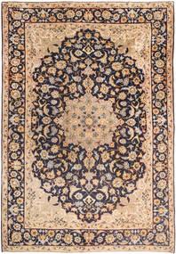 Najafabad Szőnyeg 255X365 Keleti Csomózású Sötétszürke/Barna Nagy (Gyapjú, Perzsia/Irán)