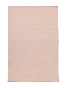 Kilim Loom - Misty Pink Szőnyeg 200X300 Modern Kézi Szövésű Világos Rózsaszín/Világoslila (Gyapjú, India)
