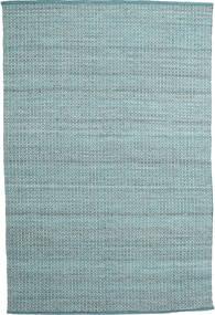 Alva - Turquoise/White Szőnyeg 200X300 Modern Kézi Szövésű Világoskék/Sötét Turquoise (Gyapjú, India)