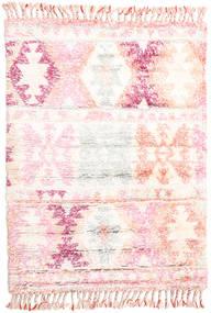 Märta - Rózsaszín Szőnyeg 120X180 Modern Csomózású Bézs/Világos Rózsaszín (Gyapjú, India)