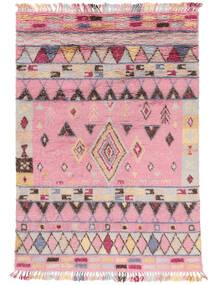 Fanny Szőnyeg 200X300 Modern Csomózású Világos Rózsaszín/Világosszürke (Gyapjú, India)