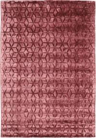 Diamond - Burgundy Szőnyeg 160X230 Modern Sötétpiros/Rozsdaszín ( India)