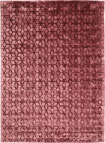 Diamond - Burgundy Szőnyeg 210X290 Modern Sötétpiros/Rozsdaszín ( India)
