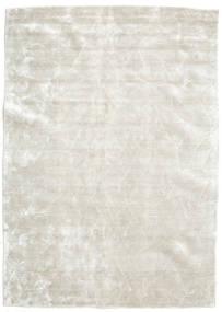 Crystal - Fehér Ezüst Szőnyeg 300X400 Modern Sötét Bézs/Világosszürke Nagy ( India)