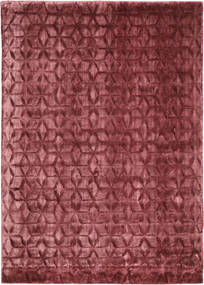 Diamond - Burgundy Szőnyeg 140X200 Modern Sötétpiros/Bíbor ( India)