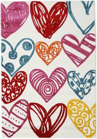 Sweethearts Szőnyeg 140X200 Modern Bézs/Rózsaszín ( Törökország)