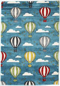 Balloons Szőnyeg 140X200 Modern Sötét Turquoise/Sötétkék ( Törökország)