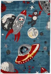 Astronauts Szőnyeg 160X230 Modern Sötétkék ( Törökország)