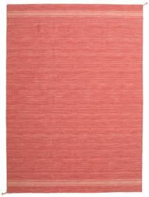 Ernst - Coral/Light_Coral Szőnyeg 200X300 Modern Kézi Szövésű Piros/Világos Rózsaszín/Rozsdaszín (Gyapjú, India)