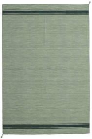 Ernst - Zöld/Sötét _Green Szőnyeg 200X300 Modern Kézi Szövésű Olívazöld/Világoszöld/Pasztellzöld (Gyapjú, India)