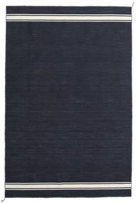 Ernst - Navy/Off White Szőnyeg 200X300 Modern Kézi Szövésű Sötétkék (Gyapjú, India)