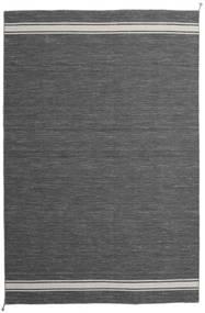 Ernst - Sötétszürke/Világosbézs Szőnyeg 250X350 Modern Kézi Szövésű Sötétszürke/Sötétbarna Nagy (Gyapjú, India)