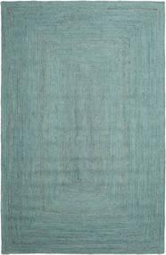 Kültéri Szőnyeg Frida Color - Turquoise Szőnyeg 200X300 Modern Kézi Szövésű Türkiz Kék/Türkiz Kék/Pasztellzöld ( India)
