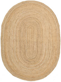 Kültéri Szőnyeg Frida Oval - Natural Szőnyeg 160X230 Modern Kézi Szövésű Sötét Bézs/Bézs ( India)