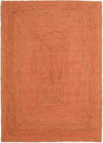 Kültéri Szőnyeg Frida Color - Narancssárga Szőnyeg 160X230 Modern Kézi Szövésű Narancssárga/Piros ( India)