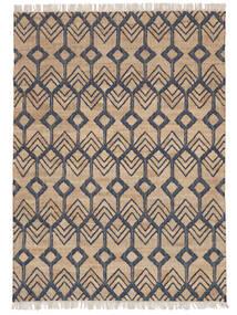 Kültéri Szőnyeg Trinni Jute Szőnyeg 160X230 Modern Kézi Szövésű Világosszürke/Bézs ( India)