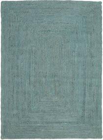 Kültéri Szőnyeg Frida Color - Turquoise Szőnyeg 140X200 Modern Kézi Szövésű Türkiz Kék/Türkiz Kék ( India)