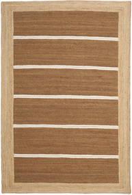 Kültéri Szőnyeg Frida Stripe - Barna Szőnyeg 200X300 Modern Kézi Szövésű Barna/Sötét Bézs ( India)