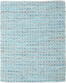 Elna - Bright_Blue Szőnyeg 250X300 Modern Kézi Szövésű Világoskék/Világosszürke Nagy (Pamut, India)