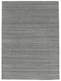 Kültéri Szőnyeg Petra - Dark_Mix Szőnyeg 250X350 Modern Kézi Szövésű Világoskék/Sötétszürke Nagy ( India)