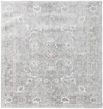 Maharani - Szürke Szőnyeg 150X150 Modern Szögletes Világosszürke ( Törökország)