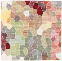 Play Of Colours Szőnyeg 150X150 Modern Szögletes Világosszürke/Bézs ( Törökország)