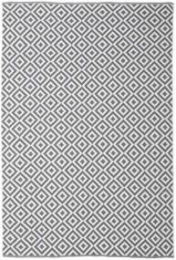 Torun - Fekete/Neutral Szőnyeg 250X350 Modern Kézi Szövésű Világosszürke/Sötétszürke/Bézs Nagy (Pamut, India)