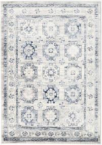 Menara Everyday - Szürke/Kék Szőnyeg 160X230 Modern Világosszürke/Bézs/Krém ( Törökország)