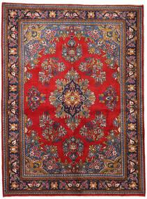 Wiss Szőnyeg 165X225 Keleti Csomózású Sötétlila/Sötétpiros (Gyapjú, Perzsia/Irán)