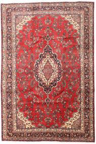 Hamadán Shahrbaf Szőnyeg 212X321 Keleti Csomózású Sötétpiros/Rozsdaszín (Gyapjú, Perzsia/Irán)