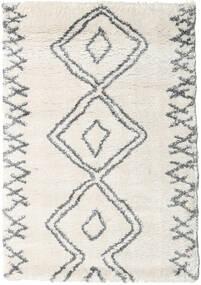 Berber Shaggy Massin Szőnyeg 120X170 Modern Bézs/Világosszürke/Sötét Bézs ( Törökország)