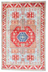 Kazak Szőnyeg 117X181 Keleti Csomózású Bézs/Bézs/Krém (Gyapjú, Afganisztán)