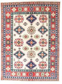 Kazak Szőnyeg 148X202 Keleti Csomózású Bézs/Bézs/Krém (Gyapjú, Pakisztán)