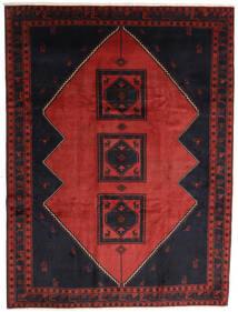 Klardasht Szőnyeg 258X345 Keleti Csomózású Fekete/Sötétpiros/Rozsdaszín Nagy (Gyapjú, Perzsia/Irán)