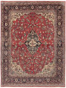 Arak Szőnyeg 232X302 Keleti Csomózású Sötétpiros/Sötétbarna (Gyapjú, Perzsia/Irán)