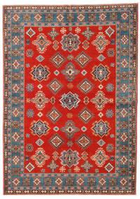 Kazak Szőnyeg 169X238 Keleti Csomózású Rozsdaszín/Világosbarna (Gyapjú, Afganisztán)