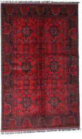 Afgán Khal Mohammadi Szőnyeg 120X195 Keleti Csomózású Sötétpiros/Piros (Gyapjú, Afganisztán)
