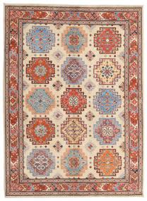 Kazak Szőnyeg 175X238 Keleti Csomózású Bézs/Világosbarna (Gyapjú, Afganisztán)