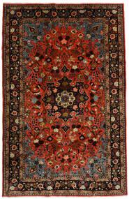 Mehraban Szőnyeg 188X290 Keleti Csomózású Sötétpiros/Rozsdaszín (Gyapjú, Perzsia/Irán)