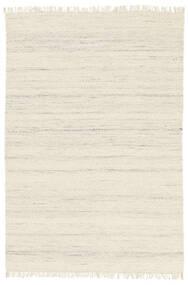 Chinara - Natural/White Szőnyeg 200X300 Modern Kézi Szövésű Bézs (Gyapjú, India)