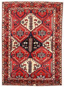 Bakhtiar Szőnyeg 162X227 Keleti Csomózású Sötétlila/Sötétpiros (Gyapjú, Perzsia/Irán)
