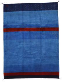 Gabbeh Indiai Szőnyeg 258X349 Modern Csomózású Kék/Sötétkék Nagy (Gyapjú, India)