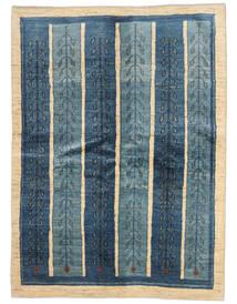 Gabbeh Perzsa Szőnyeg 154X210 Modern Csomózású Sötétkék/Kék (Gyapjú, Perzsia/Irán)