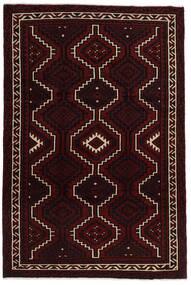 Lori Szőnyeg 175X258 Keleti Csomózású Sötétbarna/Sötétpiros (Gyapjú, Perzsia/Irán)