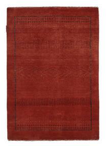 Gabbeh Loribaft Szőnyeg 89X127 Modern Csomózású (Gyapjú, India)