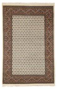 Mir Indiai Szőnyeg 120X184 Keleti Csomózású Sötétbarna/Fekete (Gyapjú, India)