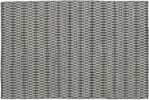 Kilim Long Stitch - Fekete / Szürke