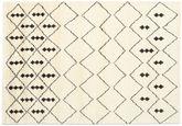 Berber Indiai - Off-White / Fekete